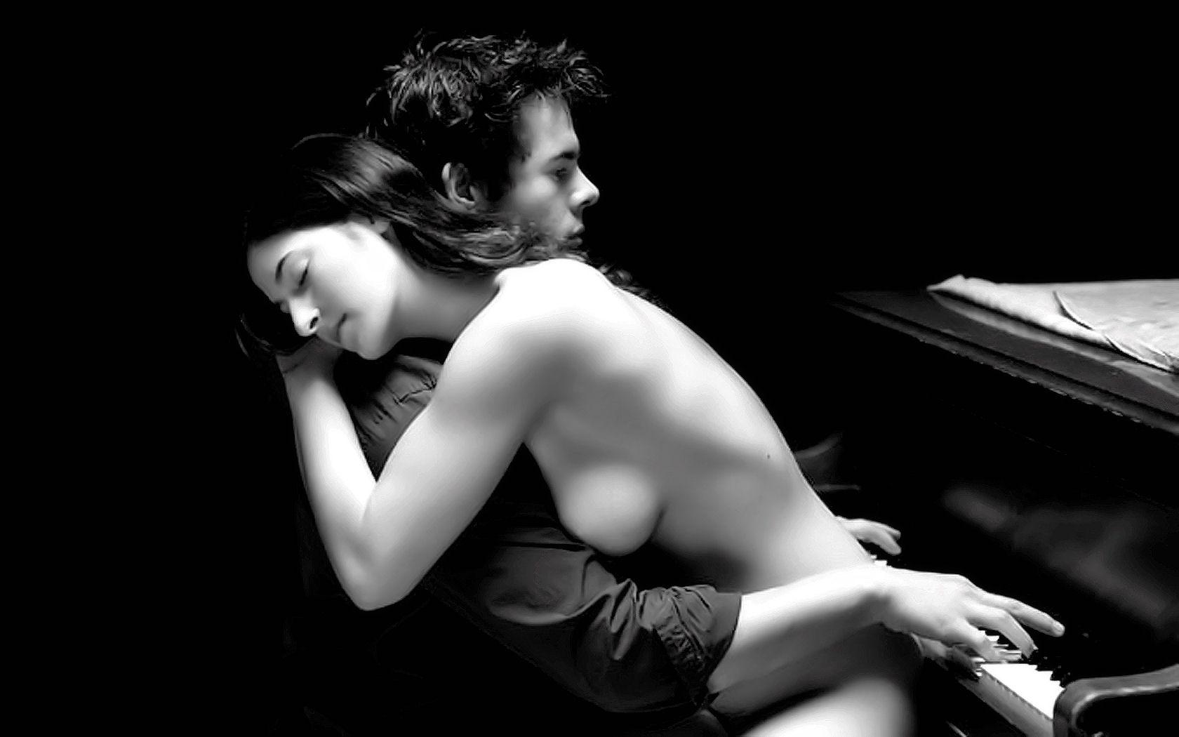 piano I belong to you